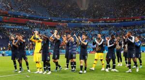 Francia jugará su tercera final de un Mundial tras 1998 y 2006