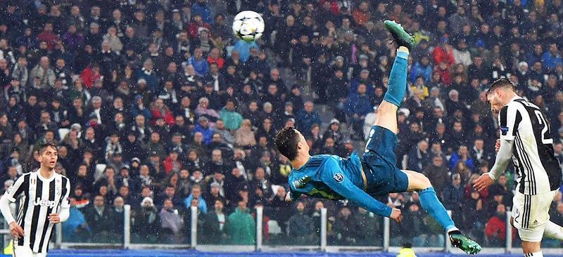Cristiano Ronaldo, el mayor traspaso de la historia del Real Madrid