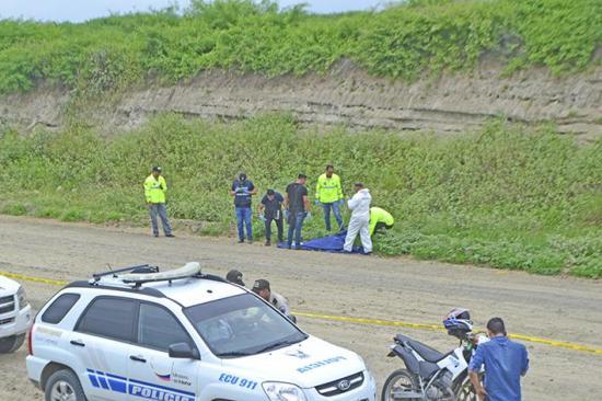 Taxista estuvo con la venezolana que apareció muerta