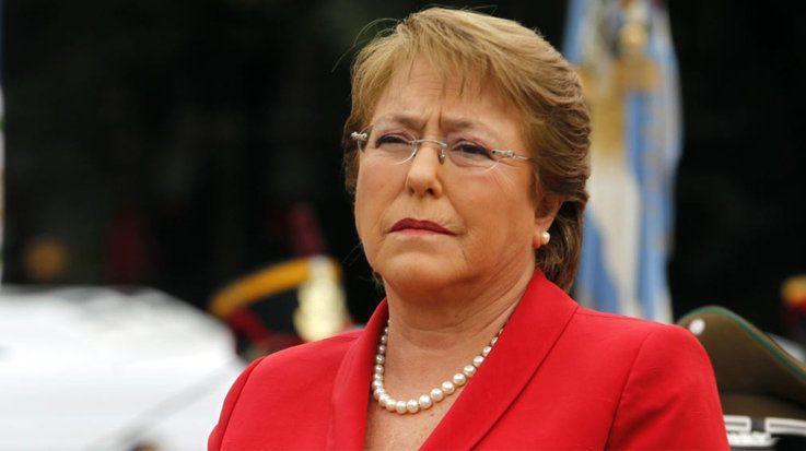 Nuera de Michelle Bachelet es declarada culpable de delitos tributarios
