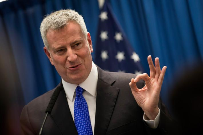 Acusan al alcalde de Nueva York de cruzar la frontera con México sin permiso