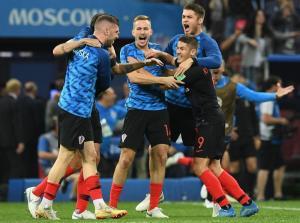 Croacia, la selección con peor ránking FIFA en alcanzar una final