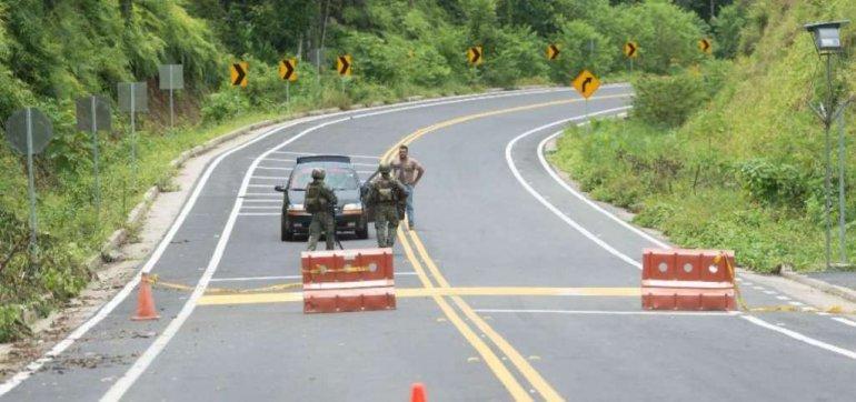 Ecuatoriano fue herido de bala en zona fronteriza con Colombia, según Fuerzas Armadas