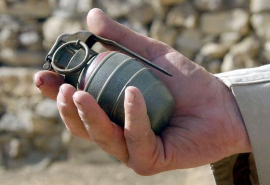 Una mujer con una granada de ''recuerdo'' desata la alarma en aeropuerto austriaco