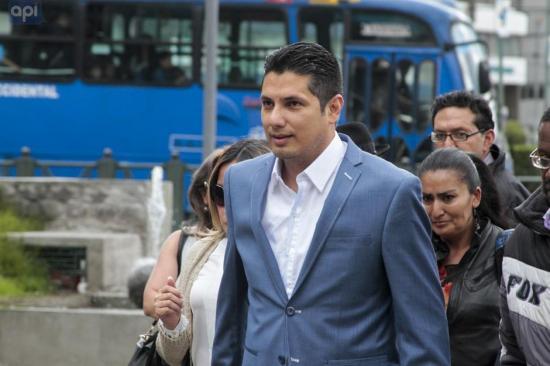 Fernando Balda relaciona misterioso tuit de Moreno con Correa