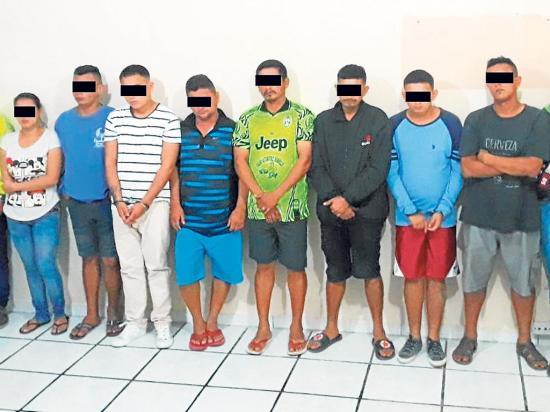 """Desarticulan la banda del """"cuentero"""" en un operativo policial"""