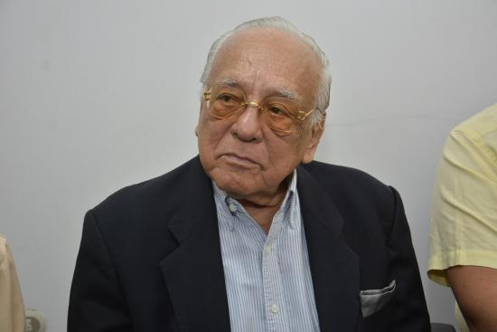 Muere Luis Villacreses Colmont, exalcalde de Portoviejo