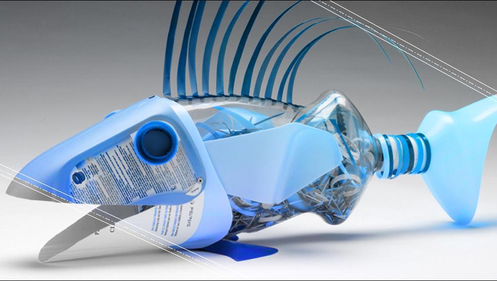 ¿Estamos comiendo más plástico que pescado?