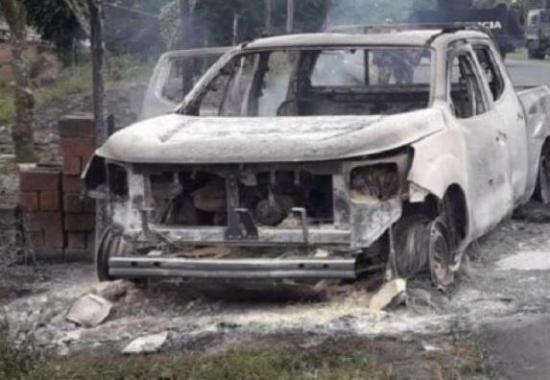 Sube a catorce el número de capturas por muerte de agentes de Fiscalía colombiana