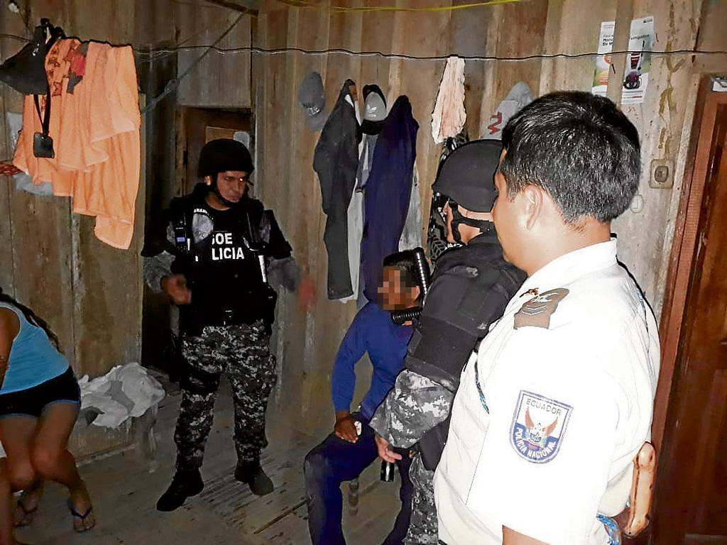 Pelea por tierras deja cuatro presos