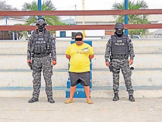 Ordenó crimen, según Fiscalía de Manta