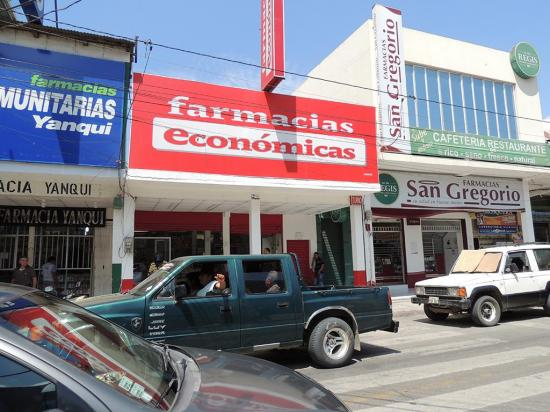 Otra farmacia se suma a la lista de los robos en Portoviejo