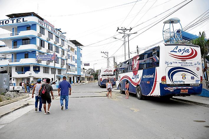 Vacaciones escolares de la Sierra reactivan el turismo en Tarqui