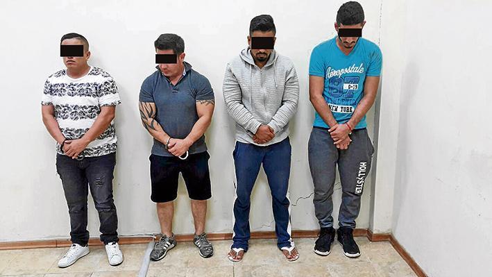 A juicio acusados de narcotráfico