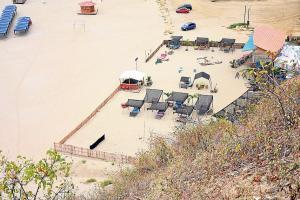 Manta: Una llamada al ECU 911 evitó la muerte de una persona en alta mar