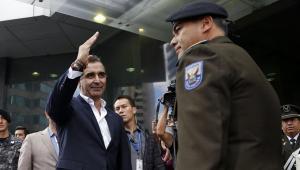 Gustavo Jalk, exsecretario de la Presidencia de Correa rindió su versión por caso Balda