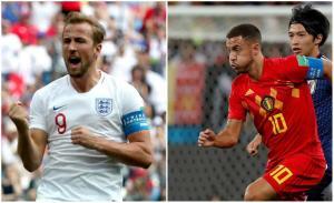 Bélgica e Inglaterra se preparan para el partido por el tercer puesto en la Copa del Mundo