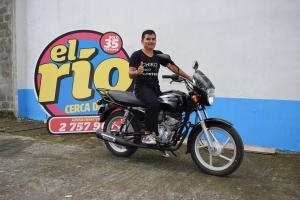 ¿En 'bici' o en moto?