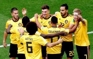 Bélgica, tercera del Mundial Rusia 2018 tras ganar a Inglaterra 2-0