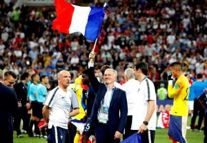 Deschamps, el técnico que revive la emoción de hacer campeón a Francia luego de 20 años