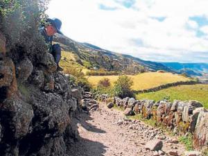 Turismo y cultura  en ruta inca