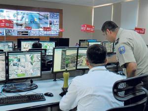 El 25% de cámaras de videovigilancia no están operativas en Portoviejo