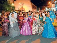 La tradicional verbena ''Jacinta Moreira Zambrano'' expuso las tradiciones en Chone