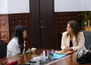 Encuentran en Perú a una madre y su hija que habían desaparecido en Quito