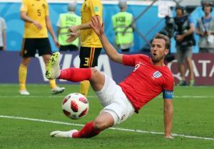 Harry Kane, de Inglaterra se coronó como el goleador del Mundial Rusia 2018