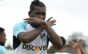 Jhon Jairo Cifuente, 'el Degollador' es el goleador de la primera etapa del Campeonato