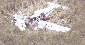 Al menos 3 muertos tras colisión de 2 avionetas en Florida