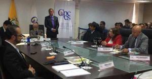 Consejo transitorio cesa en sus funciones a vocales del CNE