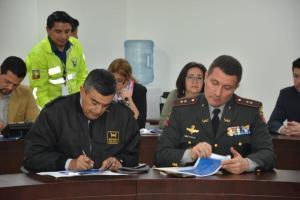 Francia comparte con Ecuador experiencias en la lucha contra el terrorismo