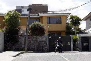 Correa donó una casa a su hijo valorada en 422.000 dólares