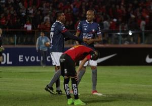 Wilstermann le empata a Deportivo Cuenca en Copa Sudamericana