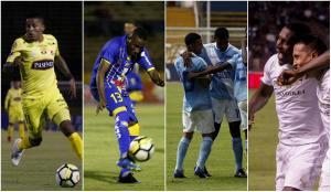 Doce clubes por billetes a Libertadores, Sudamericana y finalista en el Campeonato Nacional