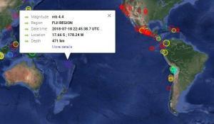 Sismo de magnitud 5,9 dispara la alerta en la Ciudad de México