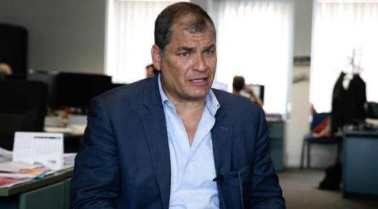 El 31 de julio será la audiencia en la que se conocerá si Fiscalía acusa o no a Rafael Correa
