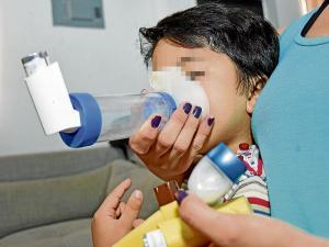 Portoviejo: Males respiratorios de ''moda'' por el frío