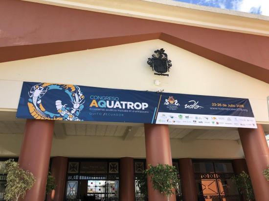 Investigadores internacionales hablarán sobre ecosistemas acuáticos en Quito