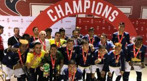 Ecuador, campeón del Mundial de Olimpiadas especiales