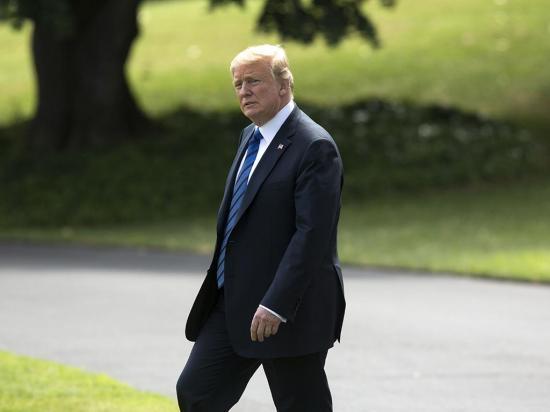 Abogado de Trump lo grabó hablando de pago a exmodelo de Playboy