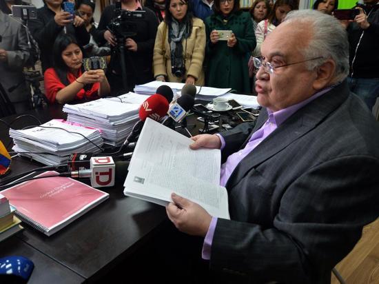El 31 se decidirá si Correa va a juicio