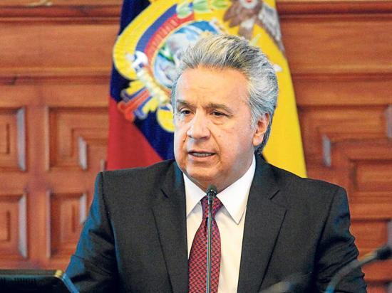 Lenín Moreno buscará fortalecer relaciones en España y Reino Unido
