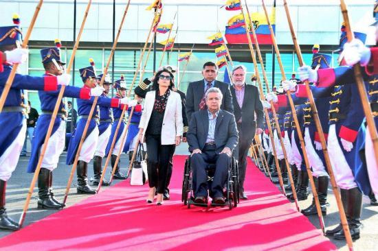 Presidente Moreno viaja a Europa donde visitará el Reino Unido y España