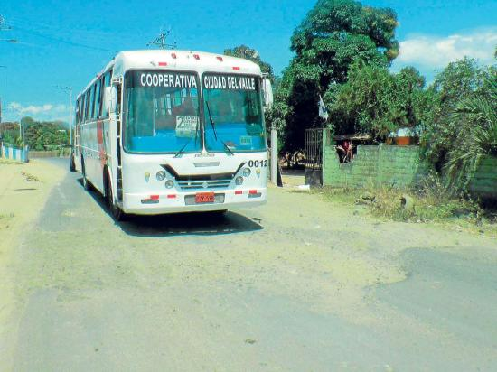 Moradores piden el  mejoramiento de la vía  San Ignacio-El Cady