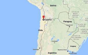 Sismo de magnitud 5,1 sacude Calama en Chile sin causar daños