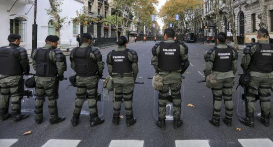 Fuerzas de seguridad de 21 países americanos se reunirán en Panamá mañana