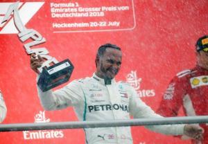 Hamilton, ganador del Gran Premio de Alemania, llamado a declarar por los comisarios