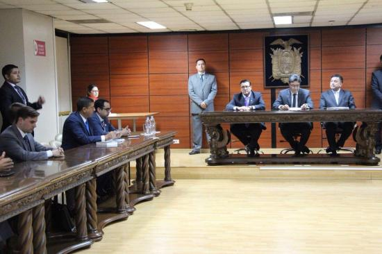 Corte Nacional de Justicia ratifica prisión preventiva para expresidente Rafael Correa